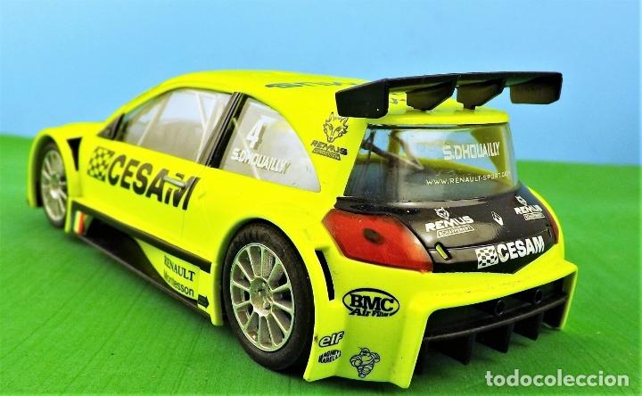 Slot Cars: Slot Ninco Renault Megane CESAM - Foto 3 - 174149269