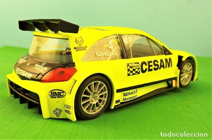 Slot Cars: Slot Ninco Renault Megane CESAM - Foto 4 - 174149269