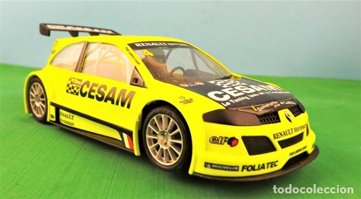 Slot Cars: Slot Ninco Renault Megane CESAM - Foto 6 - 174149269