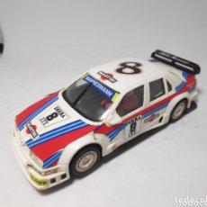 Slot Cars: NINCO ALFA ROMEO 155 MARTINI. Lote 174240032