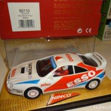 Slot Cars: NINCO. TOYOTA CELICA GT-FOUR ESSO. REF. 50110. Lote 174266367