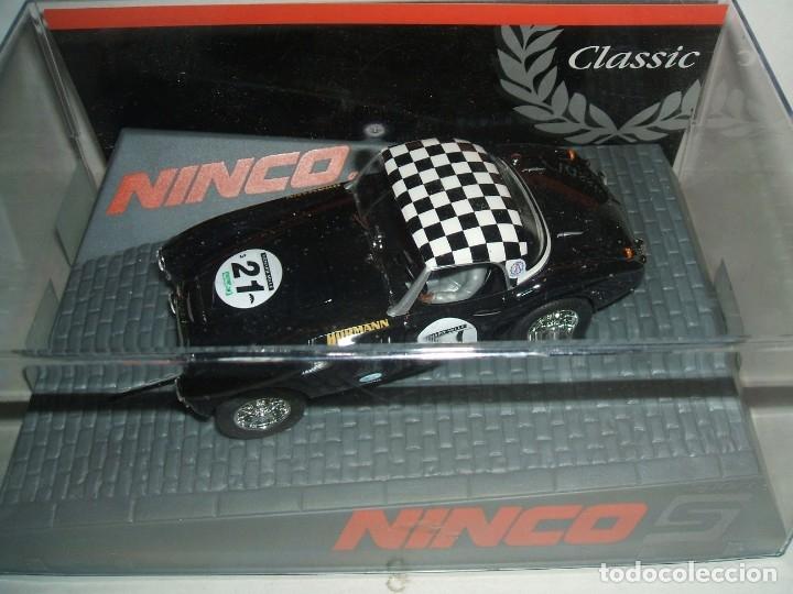 AUSTIN HEALEY DE NINCO REF.-50590 (Juguetes - Slot Cars - Ninco)