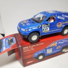 Slot Cars: NINCO BMW X5 MOTOR CADI SALVAT. Lote 174336169