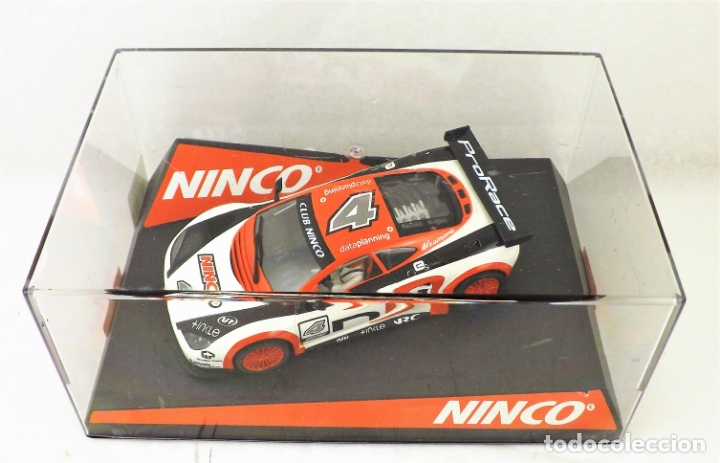 Slot Cars: Ninco Club ASCARI 50443 - Foto 2 - 174444012