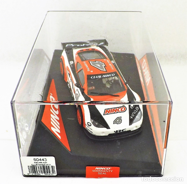 Slot Cars: Ninco Club ASCARI 50443 - Foto 3 - 174444012