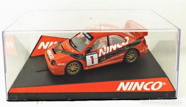 Slot Cars: Ninco Club SUBARU Nº 1 - Foto 2 - 174444078