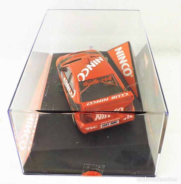 Slot Cars: Ninco Club SUBARU Nº 1 - Foto 4 - 174444078