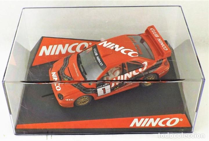 NINCO CLUB SUBARU Nº 1 (Juguetes - Slot Cars - Ninco)