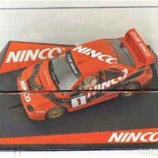 Slot Cars: NINCO CLUB SUBARU Nº 1. Lote 174444078
