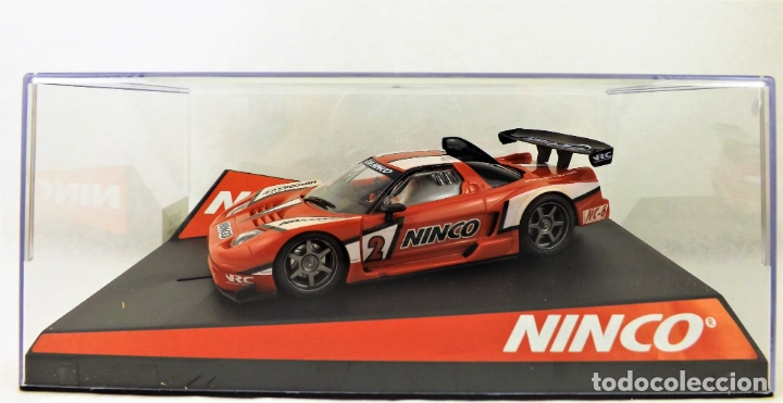 Slot Cars: Ninco Club HONDA NSX 50372 - Foto 2 - 174444163