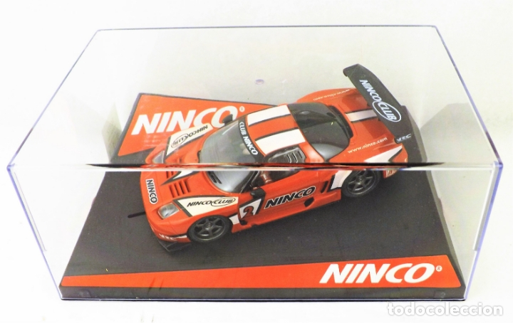NINCO CLUB HONDA NSX 50372 (Juguetes - Slot Cars - Ninco)