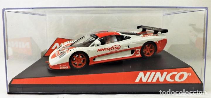 NINCO CLUB MOSSLER Nº3 50411 (Juguetes - Slot Cars - Ninco)