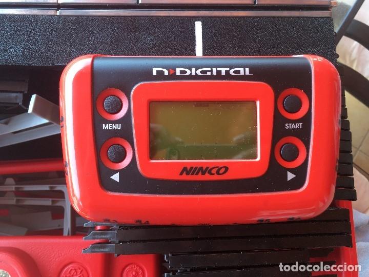 Slot Cars: CIRCUITO NINCO MASTER TRACK PROFESSIONAL N DIGITAL - Foto 2 - 134984086