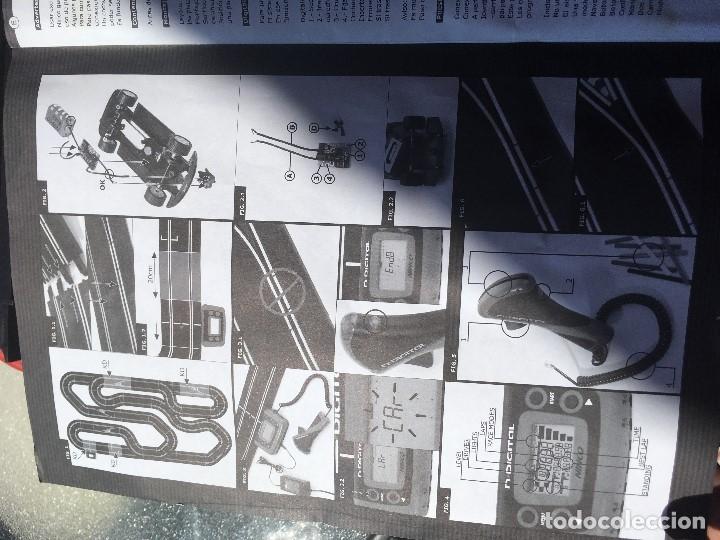 Slot Cars: CIRCUITO NINCO MASTER TRACK PROFESSIONAL N DIGITAL - Foto 6 - 134984086