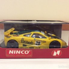 Slot Cars: MCLAREN F1 GTR NINCO. Lote 174575864