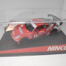 Slot Cars: NINCO NISSAN 350Z XANAVI REF. 50422. Lote 174994298