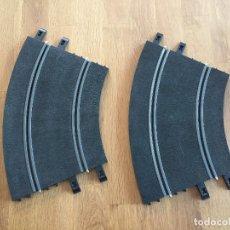 Slot Cars: NINCO PISTA SLOT CURVA ESTANDAR R2 REF. 10105 - 5 UNIDADES. Lote 135146262