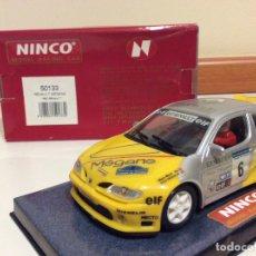 Slot Cars: RENAULT MEGANE NINCO. Lote 203325728