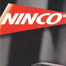 Slot Cars: CATALOGO NINCO 2001. Lote 175682718