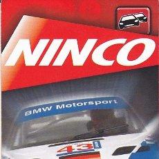 Slot Cars: CATALOGO NINCO 2002. Lote 175682783