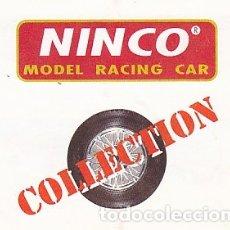 Slot Cars: CATALOGO NINCO . Lote 175682818