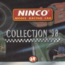Slot Cars: CATALOGO NINCO 98 . Lote 175682860