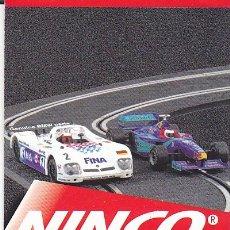 Slot Cars: CATALOGO NINCO 2000. Lote 175784297