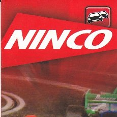 Slot Cars: CATALOGO NINCO . Lote 175784360
