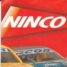 Slot Cars: CATALOGO NINCO 2002. Lote 175784398