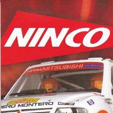 Slot Cars: CATALOGO NINCO 2003. Lote 175784444