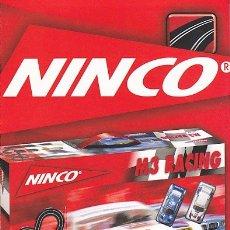 Slot Cars: CATALOGO NINCO . Lote 175784487