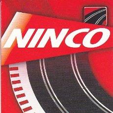 Slot Cars: CATALOGO NINCO . Lote 175784513