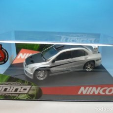 Slot Cars: MITSUBISHI LANCER TUNNING NINCO 50395. Lote 164271350