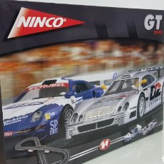 Slot Cars: NINCO GT 20105 LOTE DE SLOT. Lote 177798350