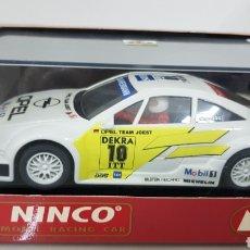 Slot Cars: OPEL CALIBRA NINCO MODEL RACING CAR COCHES DE SLOT. Lote 178024814