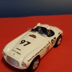 Slot Cars: NINCO FERRARI 166 EDICIÓN ESPECIAL RACC 1997. Lote 178259240