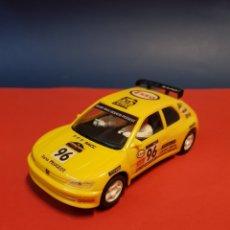 Slot Cars: PEUGEOT 306 NINCO EDICIÓN ESPECIAL RACC 1996. Lote 178259517
