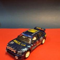 Slot Cars: SEAT CÓRDOBA NINCO EDICIÓN ESPECIAL RACC 1999. Lote 178259831
