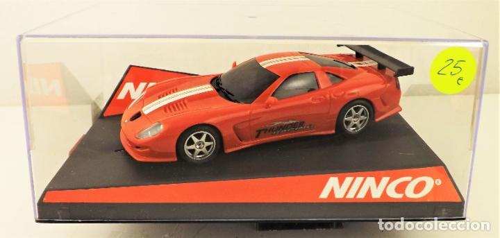 NINCO 50222 CALLAWAY (Juguetes - Slot Cars - Ninco)