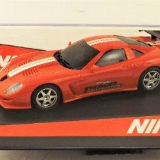 Slot Cars: NINCO 50222 CALLAWAY . Lote 178557250