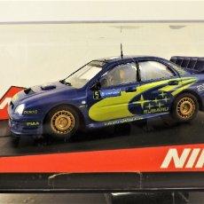 Slot Cars: NINCO 50308 SUBARU . Lote 178558766