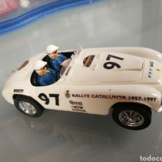 Slot Cars: NINCO FERRARI 166 MM. Lote 178959335