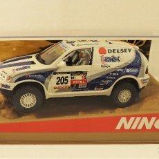 Slot Cars: NINCO RAID 50342 BMW X5. Lote 178997093