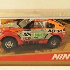 Slot Cars: NINCO RAID 50390 MITSUBISHI PAJERO EVO. Lote 178997166