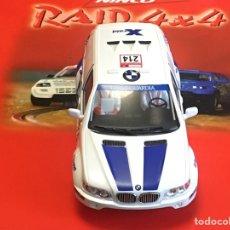 Slot Cars: CARROCERÍA + COCKPIT BMW X5 DE NINCO. Lote 179031191