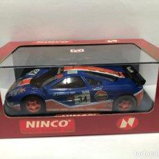 Slot Cars: COCHE SLOT MCLAREN F1 GTR GULF NUEVO CON CAJA . Lote 180013312