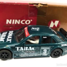 Slot Cars: COCHE SLOT MERCEDES BENZ C- KLASSE AMG NUEVO. Lote 180013442