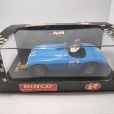 Slot Cars: NINCO FERRARI 166 MM REF. 50117. Lote 180198641