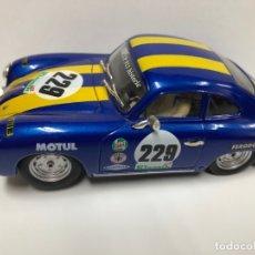 Slot Cars: COCHE SLOT PORSCHE 356 FABRICADO POR NINCO. Lote 180849682