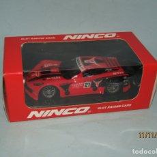 Slot Cars: DESCATALOGADO COCHE SLOT BULLSHOT REF. 50660 DE NINCO. Lote 182969166